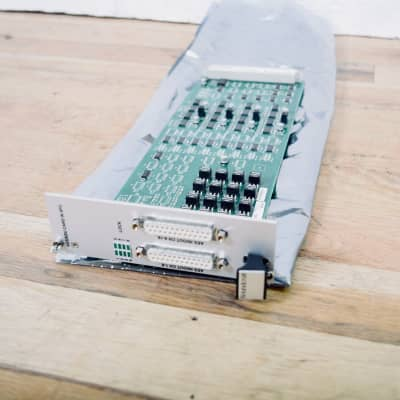 Soundcraft Vi AES/EBU Option Card for SFC mixers Digital MINT condition