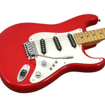 Schecter Guitar Research USA Dream Machine 1997 Red