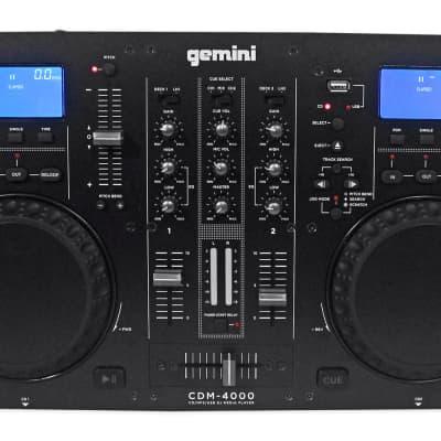Peavey CD Mix 9072A Professional DJ Mixer | Reverb
