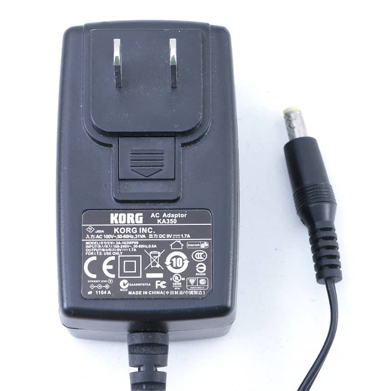 Korg KA-350 Power Supply