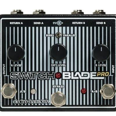 Electro-Harmonix Switchblade Pro Channel Pedal Switcher