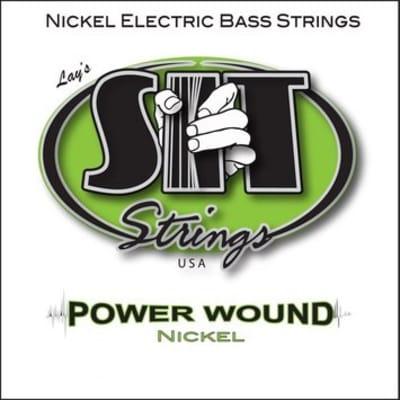 SIT Power Wound Nickel Bass Strings