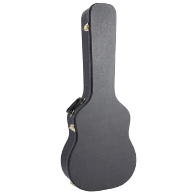 On-Stage Hardshell Case for Dreadnought Acoustic