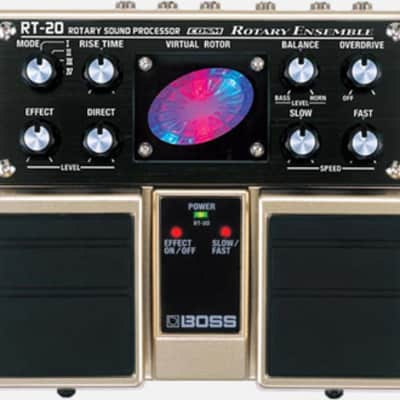 BOSS RT-20 Rotary Ensemble Sound Processor for sale