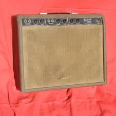 Fender Deluxe Amp 1963 brown  tolex image
