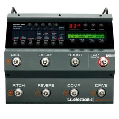 TC Electronic Nova System Multi Effect Pedal (Used/Mint)