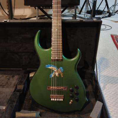 Conklin  Custom Shop Sidewinder Emerald Green for sale