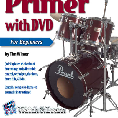 Watch & Learn Drumer Primer with DVD