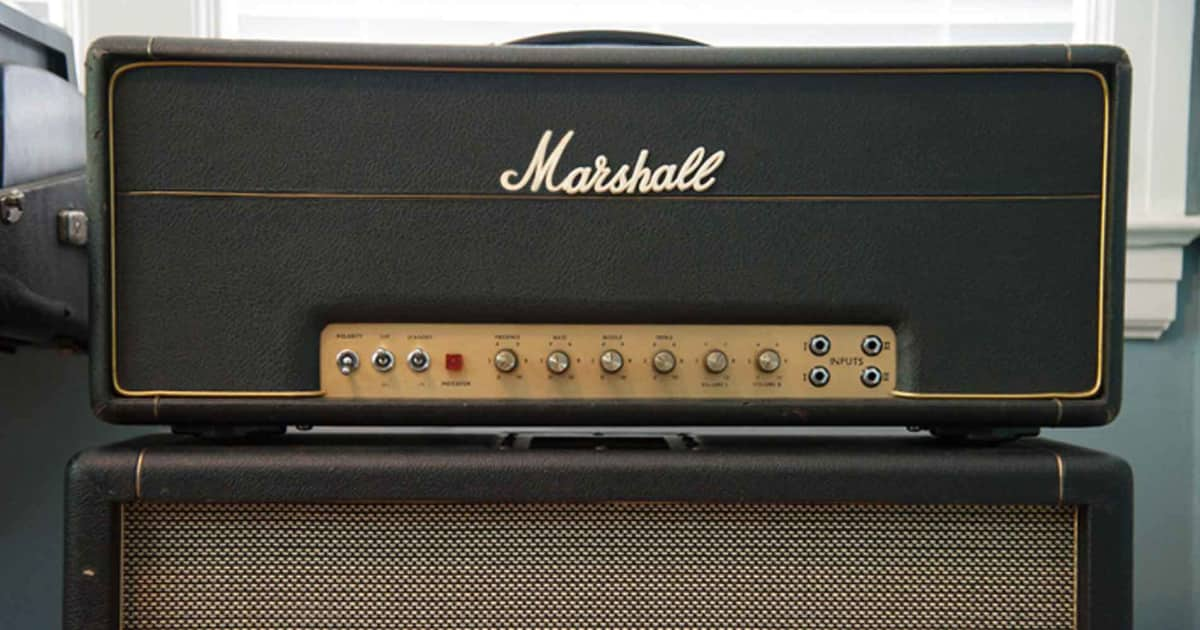 Dating a marshall amp
