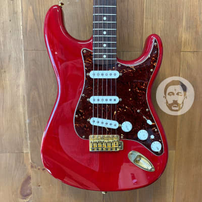 2009 Fender Deluxe Players Stratocaster w/Fender Bag - Free Shipping! for sale