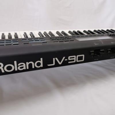 Roland JV-90 76-Key Expandable Synthesizer