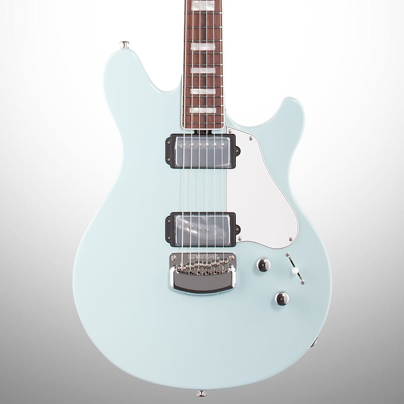 ernie ball music man bfr valentine signature electric guitar reverb. Black Bedroom Furniture Sets. Home Design Ideas