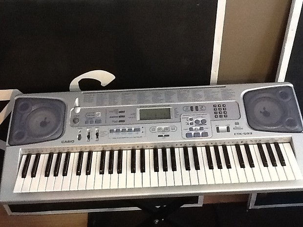 CASIO CTK-593 MIDI WINDOWS 7 64BIT DRIVER DOWNLOAD