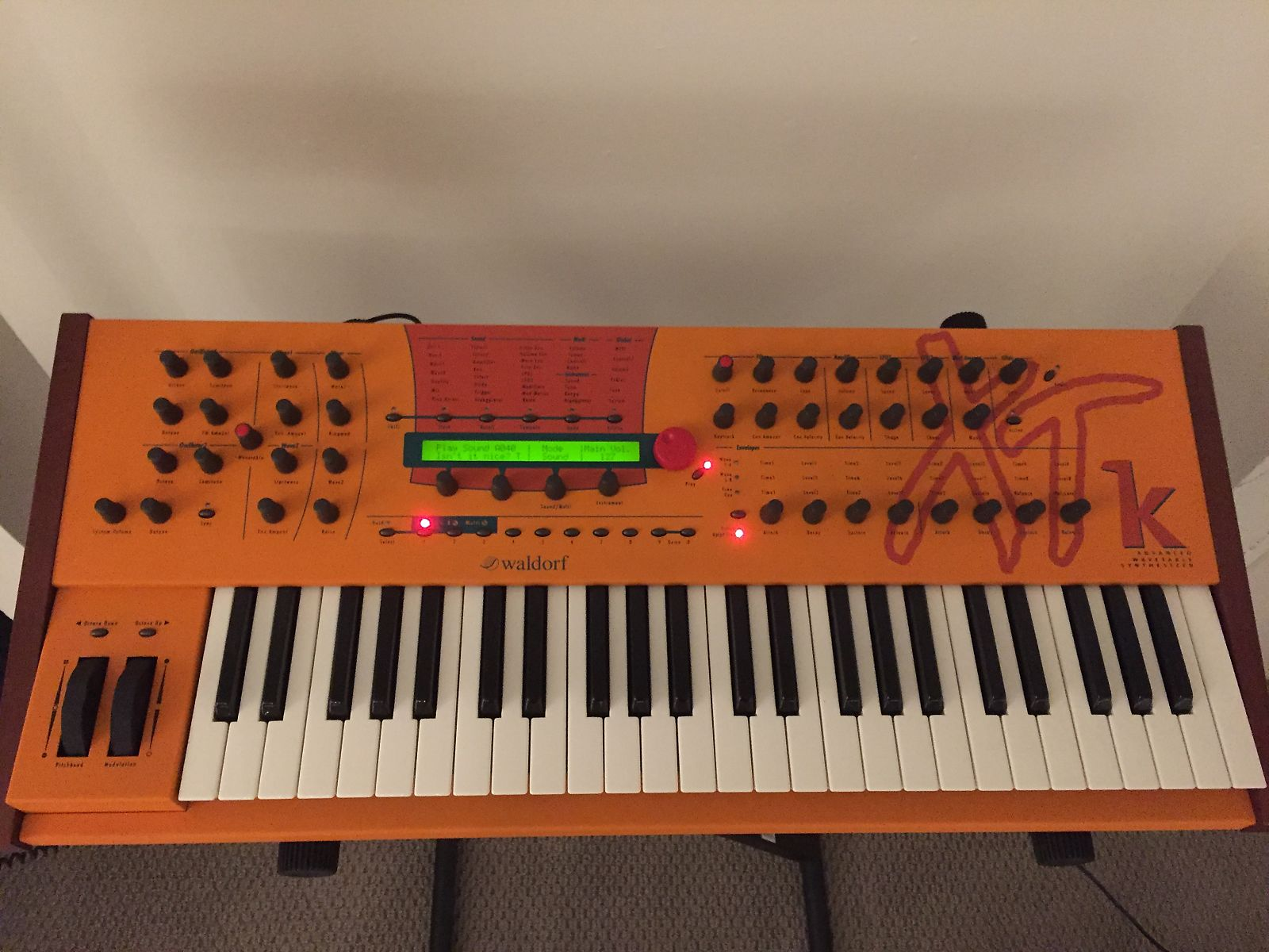 waldorf microwave xtk wavetable synthesizer reverb. Black Bedroom Furniture Sets. Home Design Ideas