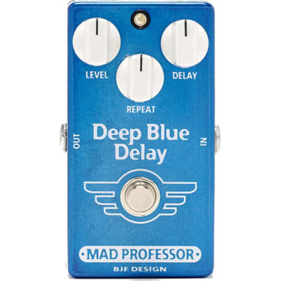 Mad Professor Deep Blue Delay Factory effects pedal for sale