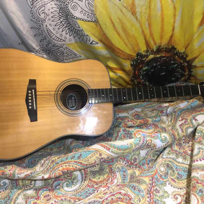 Ibanez LS300 Lonestar Acoustic Guitar Made In Japan for sale