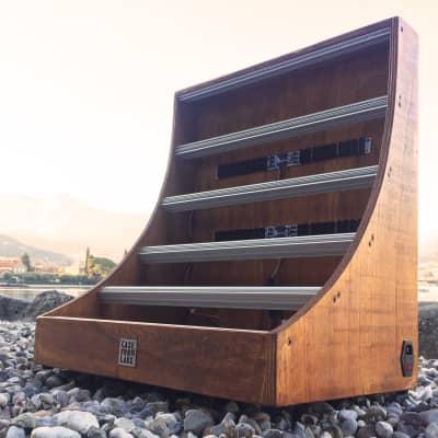 15U Eurorack case powered, 84 o 104 hp, modular synthesizer