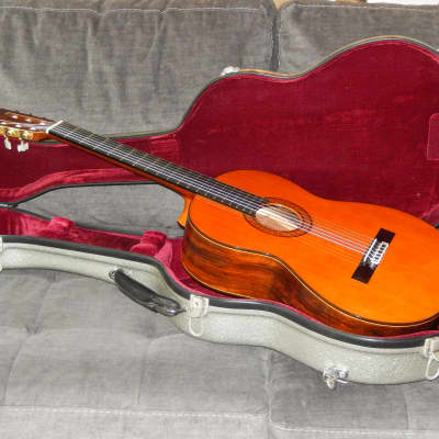 MADE IN 1972 - KISO SUZUKI VIOLIN NG500 -  FINEST GRADE CLASSICAL CONCERT GUITAR for sale