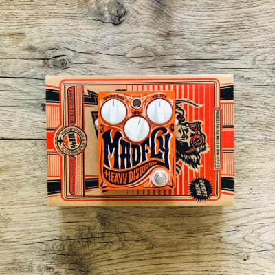 Madfly Heavy Distortion/Fuzz with Original Box + Goodies