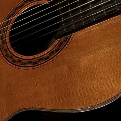 Robert Ruck classical guitar for sale