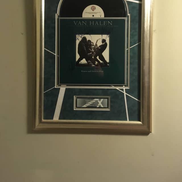 Van Halen - Women And Children First - Vinyl image