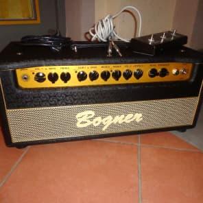 Bogner Shiva 6L6 2-Channel 60-Watt Guitar Amp Head