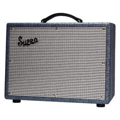 Supro 1622RT-U Tremo-Verb 1x10 combo amp