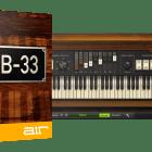 AIR Music Technology DB-33 Tonewheel Organ Simulator image