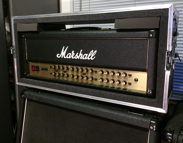 5037b49801 Kent MARSHALL ATA AMP HEAD LIVE-IN ROAD FLIGHT CASE 3/8