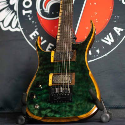 Charbonneau Skimtar-7S Left Handed Electric Guitar for sale