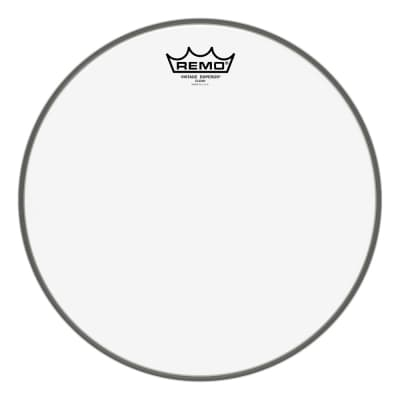 Remo Clear Emperor Vintage 13 Inch Drum Head