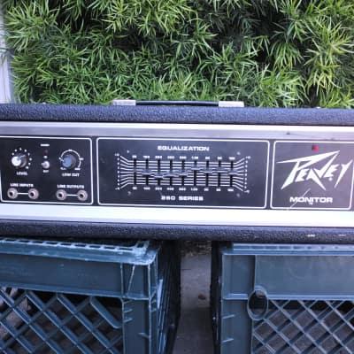 Peavey Monitor Series 260 C 70s