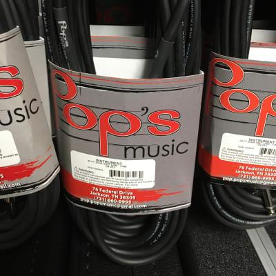 """RapcoHorizon G4-25 25' 1/4"""" Instrument Cable"""