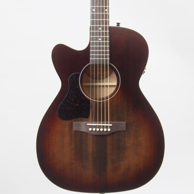 Art & Lutherie Legacy CW Left-Handed | Bourbon Burst for sale