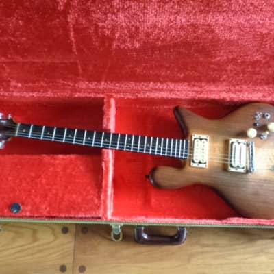 Stuart Spector Model G-1 Custom Hand made Guitar circa 1970's  Natural