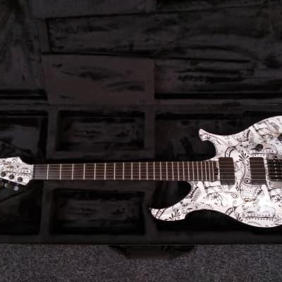Koloss Render Heteroid Aluminum body electric guitar for sale