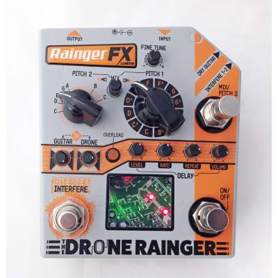 Rainger FX Drone Ranger Digital Delay Pedal