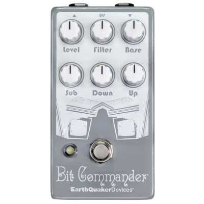 EarthQuaker Devices Bit Commander Analog Octave Synth V2