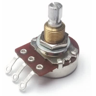 NEW Bourns 500K Push Pull Audio Taper POT for Fender Strat Tele EP-5286-000