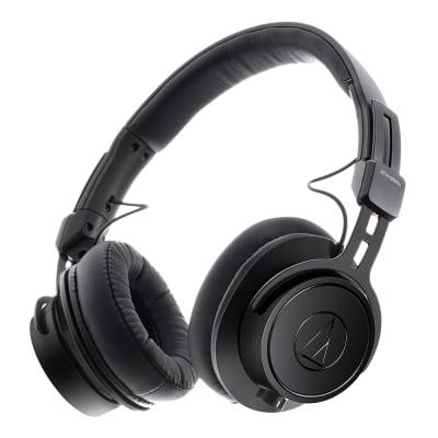 Audio-Technica ATH-M60x Professional Monitor Headphones - Black (B-Stock)