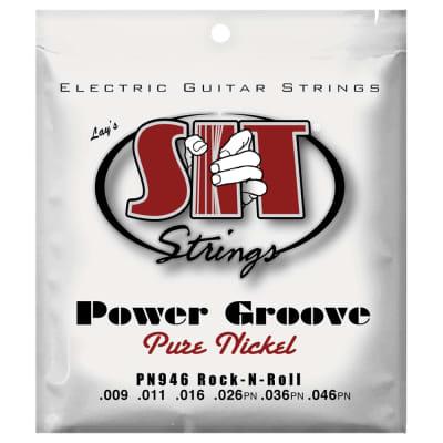 SIT Strings PN946 RnR Power Groove Pure Nickel .009-.046