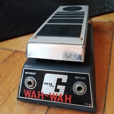 Vintage 70's Guyatone FS-4 Wah-Wah (Made in Japan)