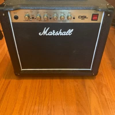 Marshall DSL5C 1x12 with upgrades