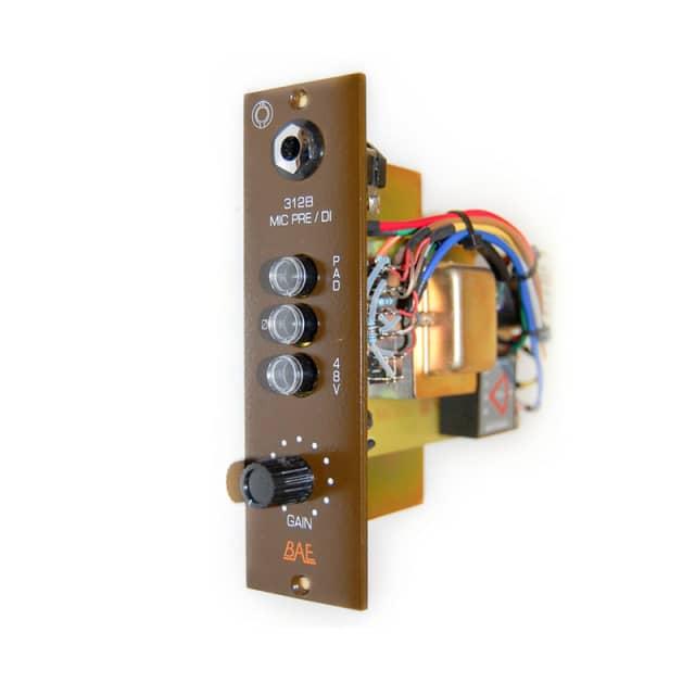 BAE Audio 312B Mic Preamp Module | Pro Audio LA image