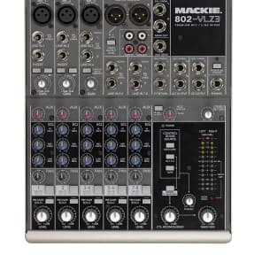 Mackie 802-VLZ3 Premium Mic / Line Mixer