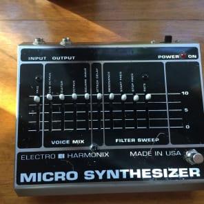 Electro-Harmonix Micro Synthesizer 1980s