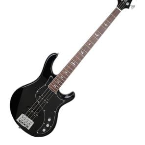 PRS SE Kestral Bass Black Alder Hipshot Electric 4 String Bird Inlay Korea for sale