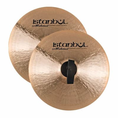 """Istanbul Mehmet 17"""" Orchestra Band Cymbals"""