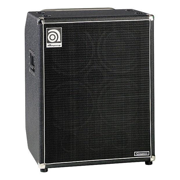 Awesome Ampeg SVT 410HLF Classic Series 4x10 Bass Amp Cabinet
