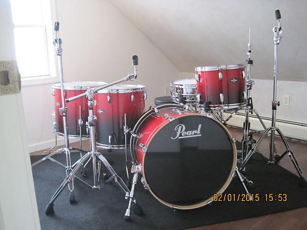 pearl vision vbl drum kit drums only reverb. Black Bedroom Furniture Sets. Home Design Ideas